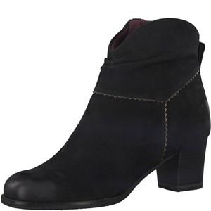 Tamaris-Schuhe-Stiefelette-BLACK-Art.:1-1-25015-29/001