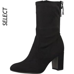 Tamaris-Schuhe-Stiefelette-BLACK-Art.:1-1-25034-29/001-TP