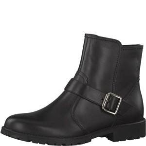 Tamaris-Schuhe-Stiefelette-BLACK-Art.:1-1-25042-29/001