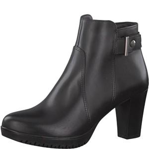 Tamaris-Schuhe-Stiefelette-BLACK-Art.:1-1-25051-29/001
