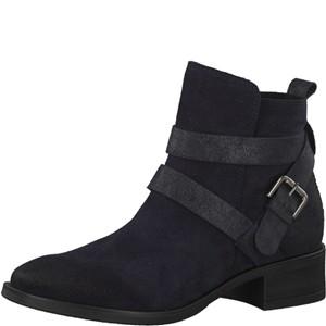 Tamaris-Schuhe-Stiefelette-NAVY-Art.:1-1-25053-29/805