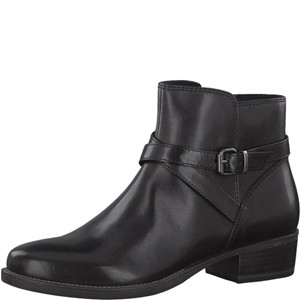 Tamaris-Schuhe-Stiefelette-BLACK-Art.:1-1-25064-29/001