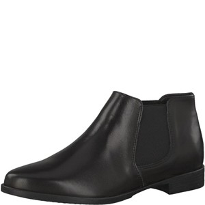 Tamaris-Schuhe-Stiefelette-BLACK-Art.:1-1-25097-29/001