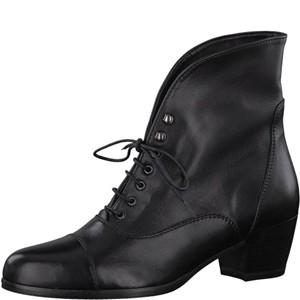Tamaris-Schuhe-Stiefelette-BLACK-Art.:1-1-25106-29/001