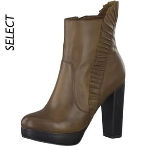 Tamaris-Schuhe-Stiefelette-COGNAC-Art.:1-1-25301-29/305-MO
