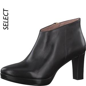 Tamaris-Schuhe-Stiefelette-BLACK--Art.:1-1-25302-29/003-HS
