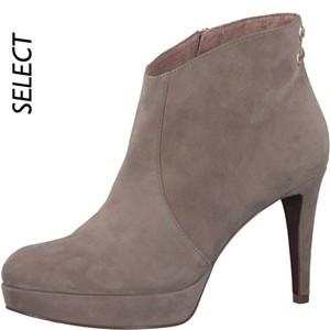 Tamaris-Schuhe-Stiefelette-TAUPE-Art.:1-1-25307-29/341-HS