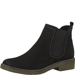 Tamaris-Schuhe-Stiefelette-BLACK-Art.:1-1-25312-29/001