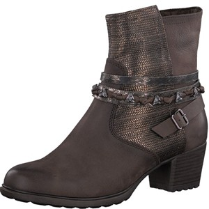 Tamaris-Schuhe-Stiefelette-MOCCA-COMB-Art.:1-1-25360-29/303