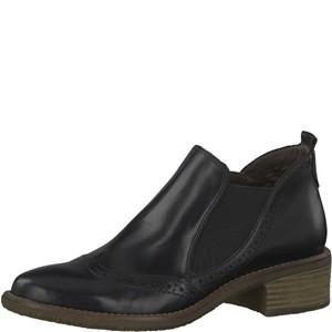 Tamaris-Schuhe-Stiefelette-BLACK-Art.:1-1-25375-29/001