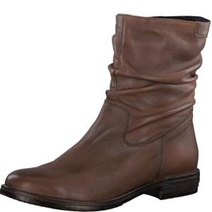 Tamaris-Schuhe-Stiefelette-COGNAC-Art.:1-1-25393-29/305