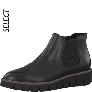 Tamaris-Schuhe-Stiefelette-BLACK-Art.:1-1-25407-29/001-TP