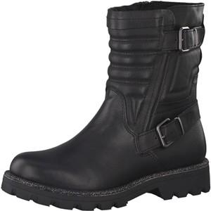 Tamaris-Schuhe-Stiefelette-BLACK-Art.:1-1-25419-29/001