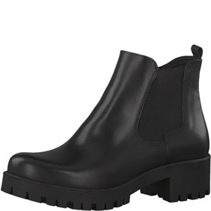Tamaris-Schuhe-Stiefelette-BLACK--Art.:1-1-25435-29/003