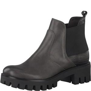 Tamaris-Schuhe-Stiefelette-ANTHR/PLAT.STR-Art.:1-1-25441-21/215