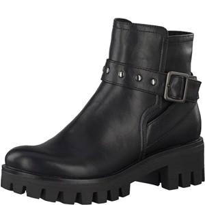 Tamaris-Schuhe-Stiefelette-BLACK-Art.:1-1-25456-29/001