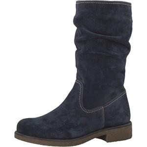 Tamaris-Schuhe-Stiefelette-NAVY-Art.:1-1-25484-29/805