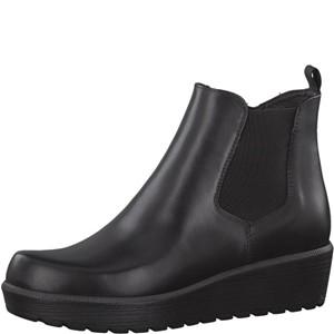 Tamaris-Schuhe-Stiefelette-BLACK-UNI-Art.:1-1-25486-29/007