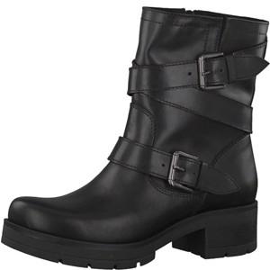 Tamaris-Schuhe-Stiefelette-BLACK-Art.:1-1-25490-29/001