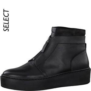 Tamaris-Schuhe-Stiefelette-BLACK-UNI-Art.:1-1-25499-29/007-TP