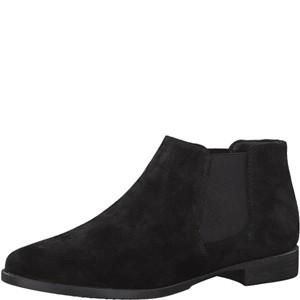Tamaris-Schuhe-Stiefelette-BLACK-Art.:1-1-25038-29/001