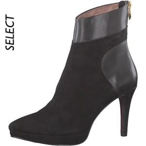 Tamaris-Schuhe-Stiefelette-BLACK-Art.:1-1-25303-29/001-HS