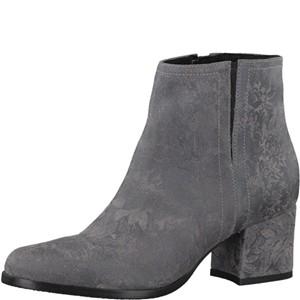 Tamaris-Schuhe-Stiefelette-GREY-STRUCTURE-Art.:1-1-25063-39/259