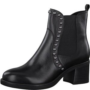 Tamaris-Schuhe-Stiefelette-BLACK-Art.:1-1-25923-39/001