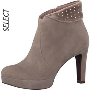 Tamaris-Schuhe-Stiefelette-TAUPE--Art.:1-1-25947-39/362-HS