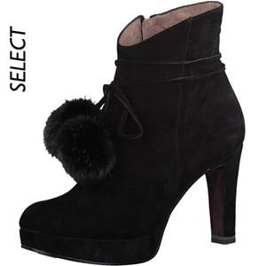 Tamaris-Schuhe-Stiefelette-BLACK-Art.:1-1-25948-39/001-HS