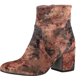 Tamaris-Schuhe-Stiefelette-FLOWER-VELVET-Art.:1-1-25964-39/993