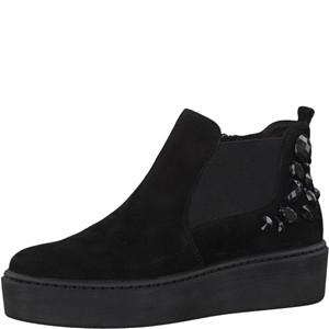 Tamaris-Schuhe-Stiefelette-BLACK-Art.:1-1-25400-31/001