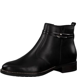 Tamaris-Schuhe-Stiefelette-BLACK-Art.:1-1-25008-21/001