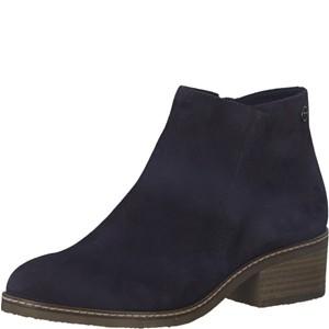 Tamaris-Schuhe-Stiefelette-NAVY-Art.:1-1-25035-21/805