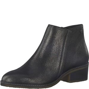 Tamaris-Schuhe-Stiefelette-PEWTER-Art.:1-1-25035-21/915