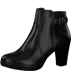 Tamaris-Schuhe-Stiefelette-BLACK-Art.:1-1-25051-21/001