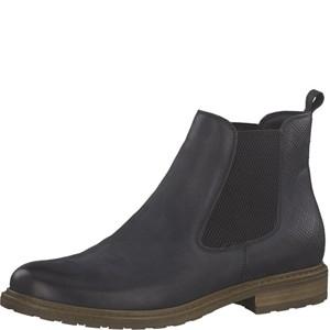 Tamaris-Schuhe-Stiefelette-BLACK-Art.:1-1-25056-21/001