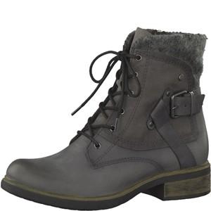 Tamaris-Schuhe-Stiefelette-ANTHRACITE-Art.:1-1-25101-21/214
