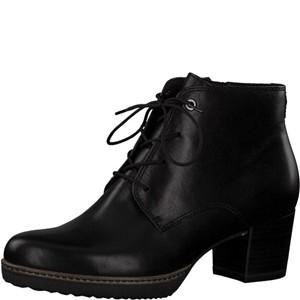 Tamaris-Schuhe-Stiefelette-BLACK--Art.:1-1-25109-21/003