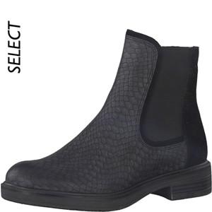 Tamaris-Schuhe-Stiefelette-ANTHR.-STRUCT.-Art.:1-1-25303-21/243-MO