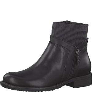 Tamaris-Schuhe-Stiefelette-BLACK-Art.:1-1-25330-21/001