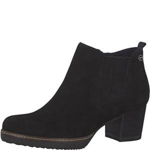 Tamaris-Schuhe-Stiefelette-BLACK-Art.:1-1-25336-21/001