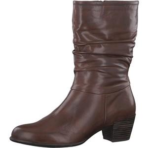 Tamaris-Schuhe-Stiefelette-COGNAC-Art.:1-1-25339-21/305