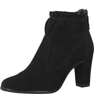 Tamaris-Schuhe-Stiefelette-BLACK-Art.:1-1-25349-21/001