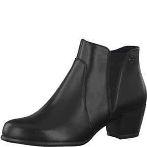 Tamaris-Schuhe-Stiefelette-BLACK-Art.:1-1-25353-21/001
