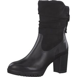 Tamaris-Schuhe-Stiefelette-BLACK-Art.:1-1-25354-21/001