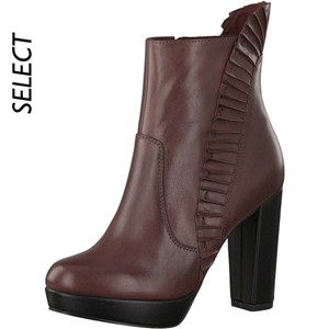 Tamaris-Schuhe-Stiefelette-MERLOT-Art.:1-1-25361-21/537-MO