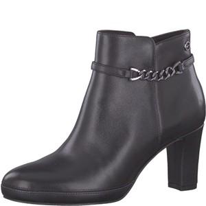 Tamaris-Schuhe-Stiefelette-BLACK-Art.:1-1-25372-21/001