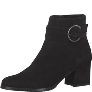 Tamaris-Schuhe-Stiefelette-BLACK-Art.:1-1-25379-21/001