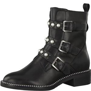 Tamaris-Schuhe-Stiefelette-BLACK-Art.:1-1-25396-21/001